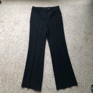 NWOT Jcrew Pinstripe Trousers
